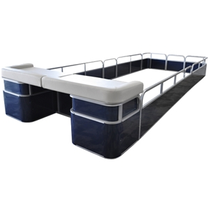 Pontoon Boat Railing Pontoonstuff Pontoon Boat Parts